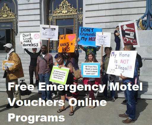 Free Emergency Motel Vouchers Online Programs