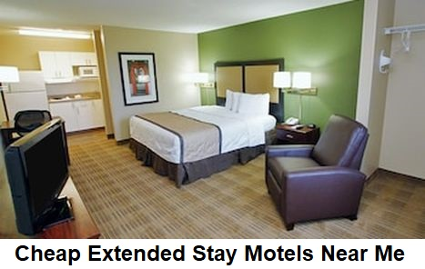Cheap Extended Stay Motels Near Me