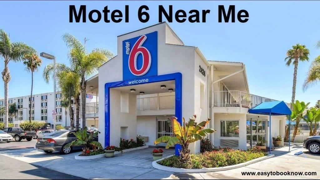 Motel 6 Near Me