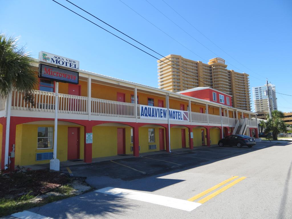 Panama City Aqua View Motel