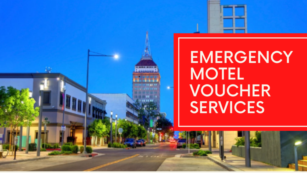 Emergency Motel Voucher Services