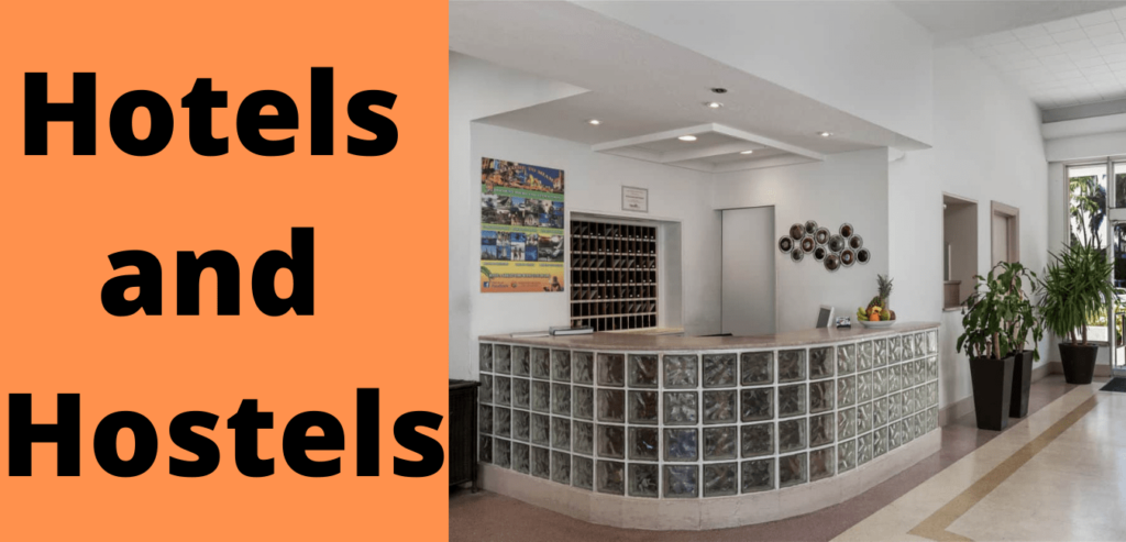 South Beach Miami Hotels and Hostels